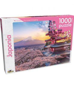 Puzzle clasic Noriel - Japonia, 1000 piese