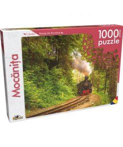 Puzzle clasic Noriel - Mocanita, 1000 piese