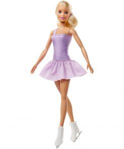 Papusa Barbie by Mattel Careers Patinatoare