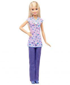 Papusa Barbie by Mattel Careers Asistenta