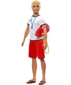 Papusa Barbie by Mattel Careers Ken Salvamar