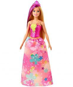 Papusa Barbie by Mattel Dreamtopia printesa GJK13