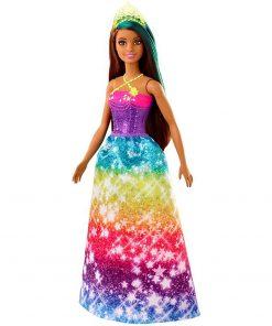 Papusa Barbie by Mattel Dreamtopia printesa GJK14