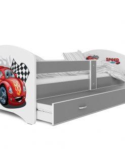 Patut Tineret MyKids Lucky 01 Speed Racer-140x80