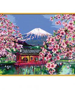 Pictura Pe Numere Japonia