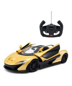 Masina cu telecomanda Rastar McLaren P1 1:14, Galben