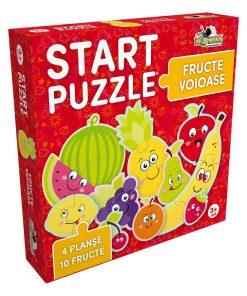 Start Puzzle Noriel 4 in 1 - Fructe voioase