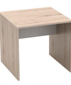 Masă de birou, san remo/albă, RIOMA TIPUL 17