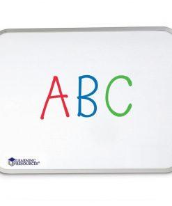 Tabla magnetica alba Learning Resources, 29 x 23 cm, 3 - 7 ani