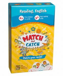 Joc educativ Match and Catch