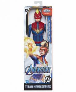 Avengers, Figurina Endgame Titan Hero - Captain Marvel
