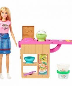 Set de joaca Barbie - Pregateste noodles