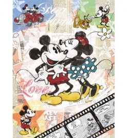 Puzzle mickey mouse 500 piese