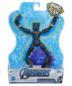 Avengers, Figurina Bend and Flex Black Panther