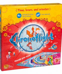 Joc educativ Chronoflight