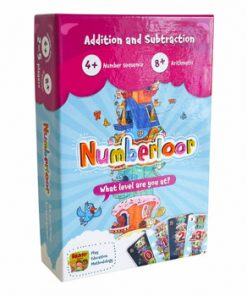 Joc educativ Numberloor