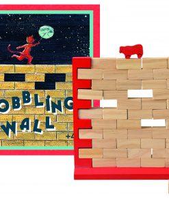 Joc de indemanare zidul instabil egmont