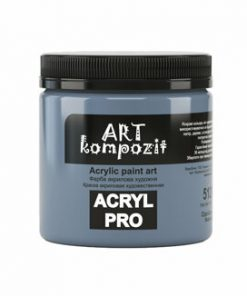 Vopsea Acrilica, Art Kompozit, 430 ml, Gri Albastriu