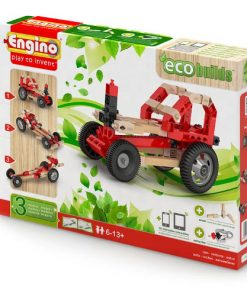 Joc de Constructie Creativ Eco-Masini