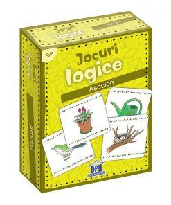 Jocuri logice, Asocieri, Editura DPH, 48 jetoane