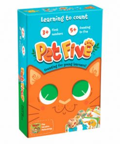 Joc educativ Pet Five