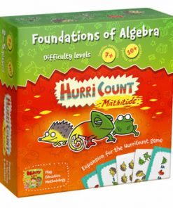 Joc educativ HurriCount Mathitude