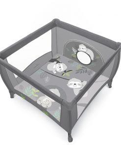 Baby Design Play tarc de joaca pliabil - 17 Graphite 2020