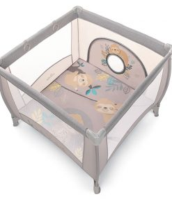 Baby Design Play UP Tarc de joaca pliabil - 09 Beige 2020