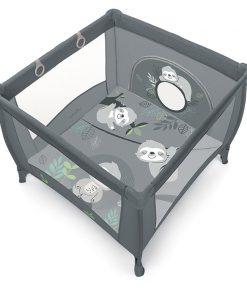 Baby Design Play UP Tarc de joaca pliabil - 17 Graphite 2020
