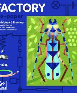 Atelier Arta, Stiinta si Tehnologie - Insectarium - Set creativitate si indemanare
