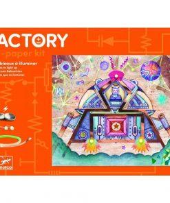 Atelier Arta, Stiinta si Tehnologie - Odisee - Set creativitate si indemanare
