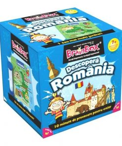Brainbox - Descopera Romania