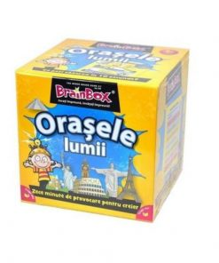 Brainbox - Orasele lumii