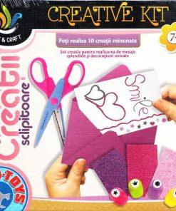 Creative Kit, Creatii sclipitoare