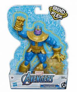 Figurina Avengers Bend and Flex - Thanos