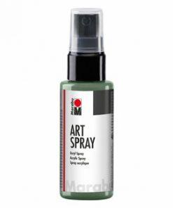 Spray acrilic Marabu, 50 ml, Khaki