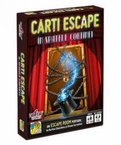 Joc Carti Escape - In spatele cortinei