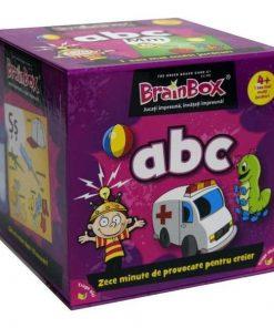 Joc educativ - Brainbox - Abc