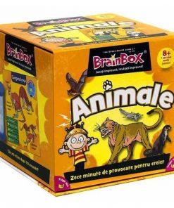 Joc educativ - BrainBox - Animale