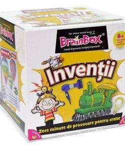 Joc educativ - BrainBox - Inventii