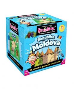 Joc educativ - BrainBox - Republica Moldova