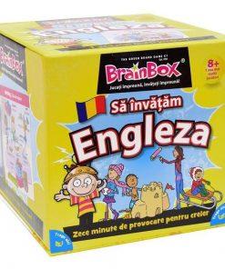 Joc educativ - Brainbox - Sa invatam engleza