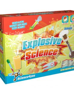 Joc educativ Science4you, set laboratorul de stiinta