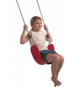 Leagan flexibil din plastic PP rosu 4272