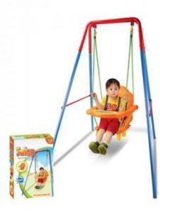 Leagan rezistent pentru copii Alibibi ,de fier pentru interior sau exterior 28903
