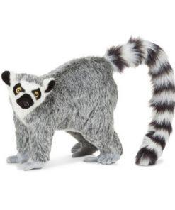 Lemur gigant din plus - Melissa & Doug