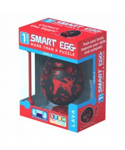 Joc educativ Smart Egg - Lava