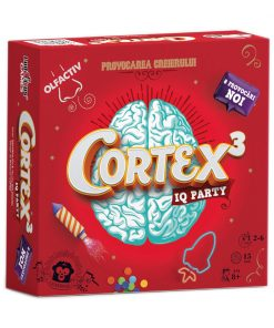 Joc educativ Cortex - IQ Party 3