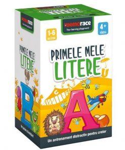Pachet BrainBox: Matematica pentru cei mici + MemoRace. Primele mele litere