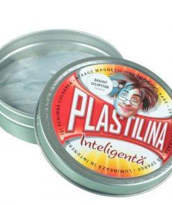 Plastilina Inteligenta - Argint Sclipitor